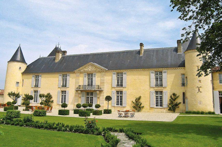 Château Suduiraut in Sauternes has released its 2020 wine en primeur