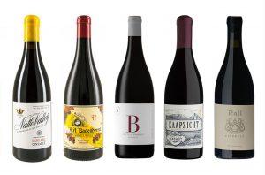 Cinsault - top South African bottles
