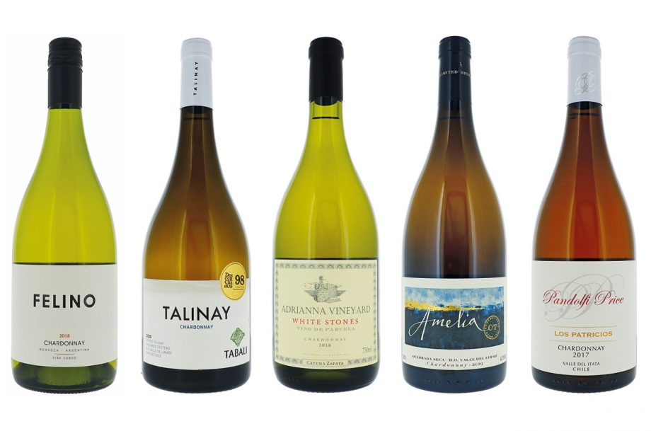 South-American-Chardonnay-Bottles