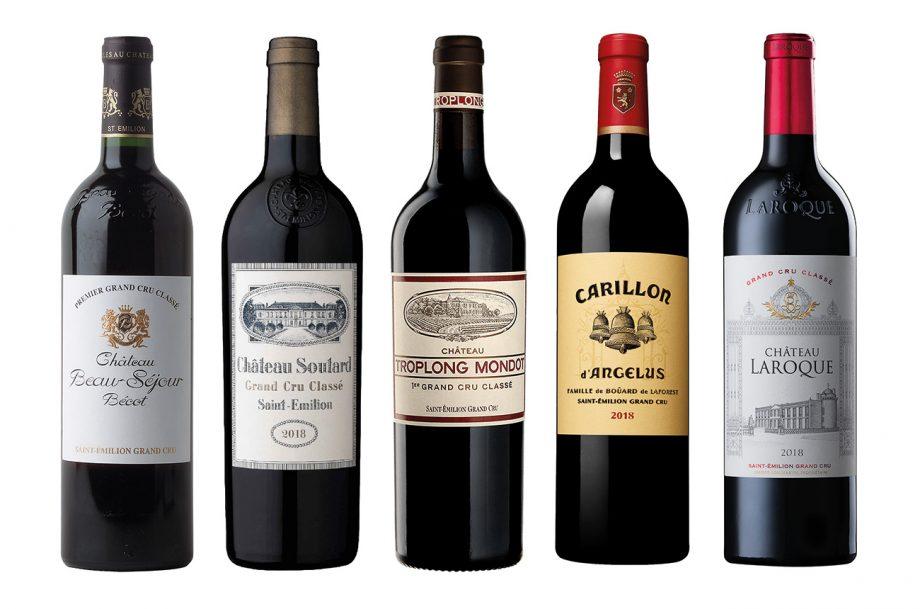 St-Emilion wine style