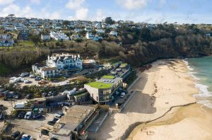 Carbis Bay hotel near St Ives