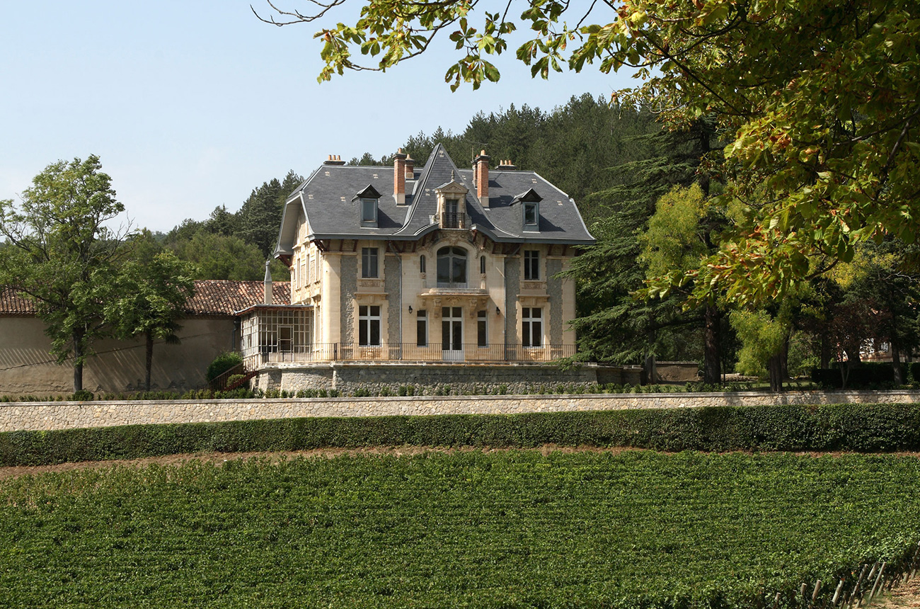 Domaine de Baronarques: inside the Rothschild's Languedoc estate - Decanter