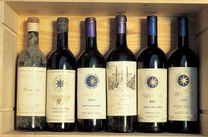 Investing in italian wine