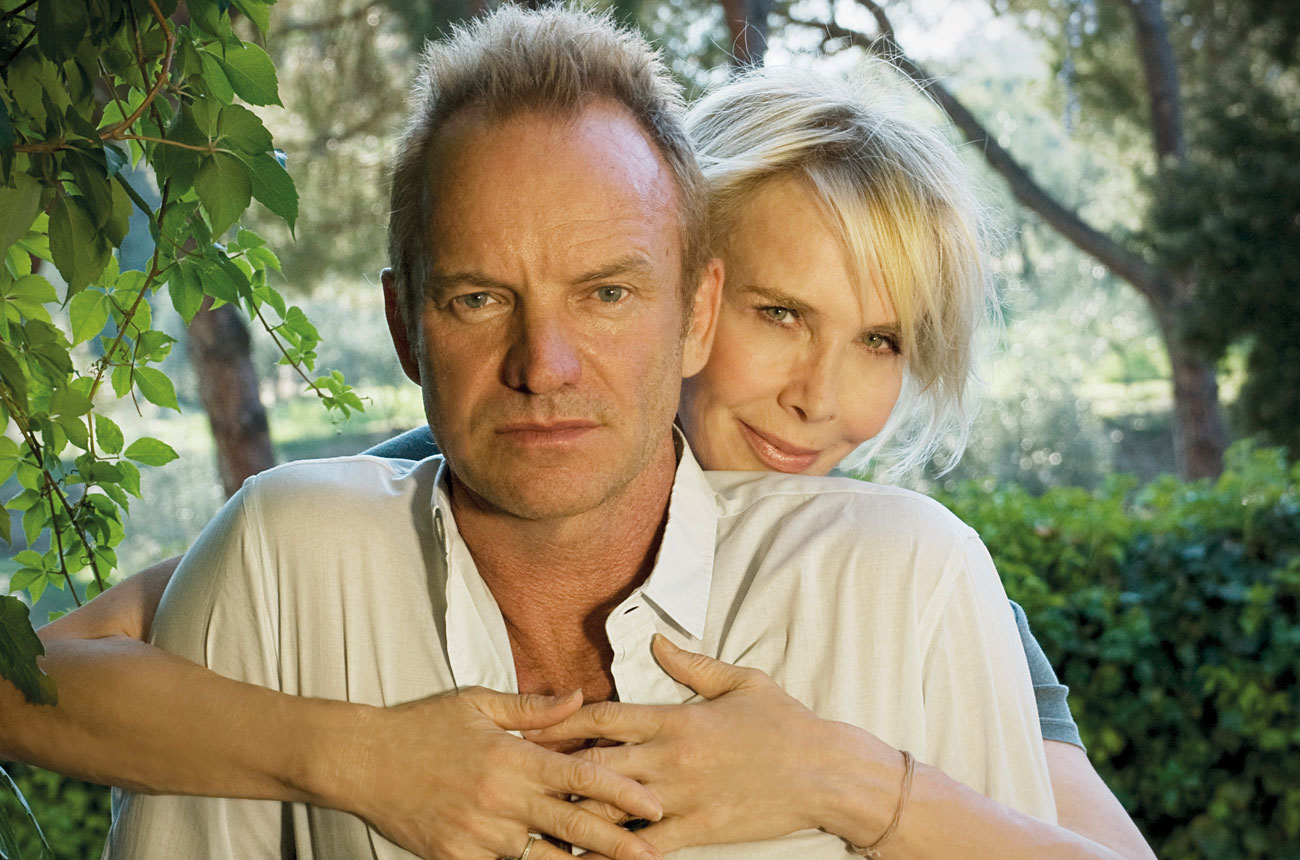 Sting: The wines of my life - Decanter