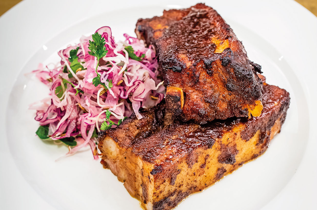 A perfect pairing: Hawksmoor's Tamworth belly ribs - Decanter