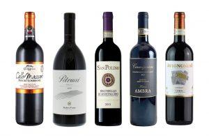 recent Tuscan vintages