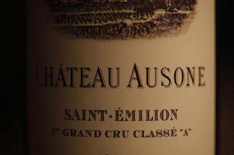 Château Ausone in St-Emilion