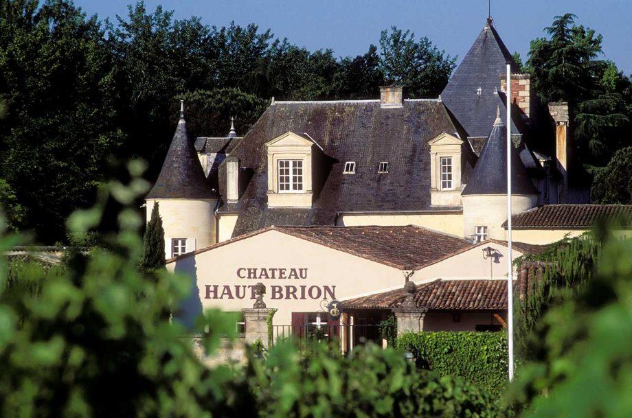 Château Haut-Brion in Pessac-Léognan, Bordeaux.