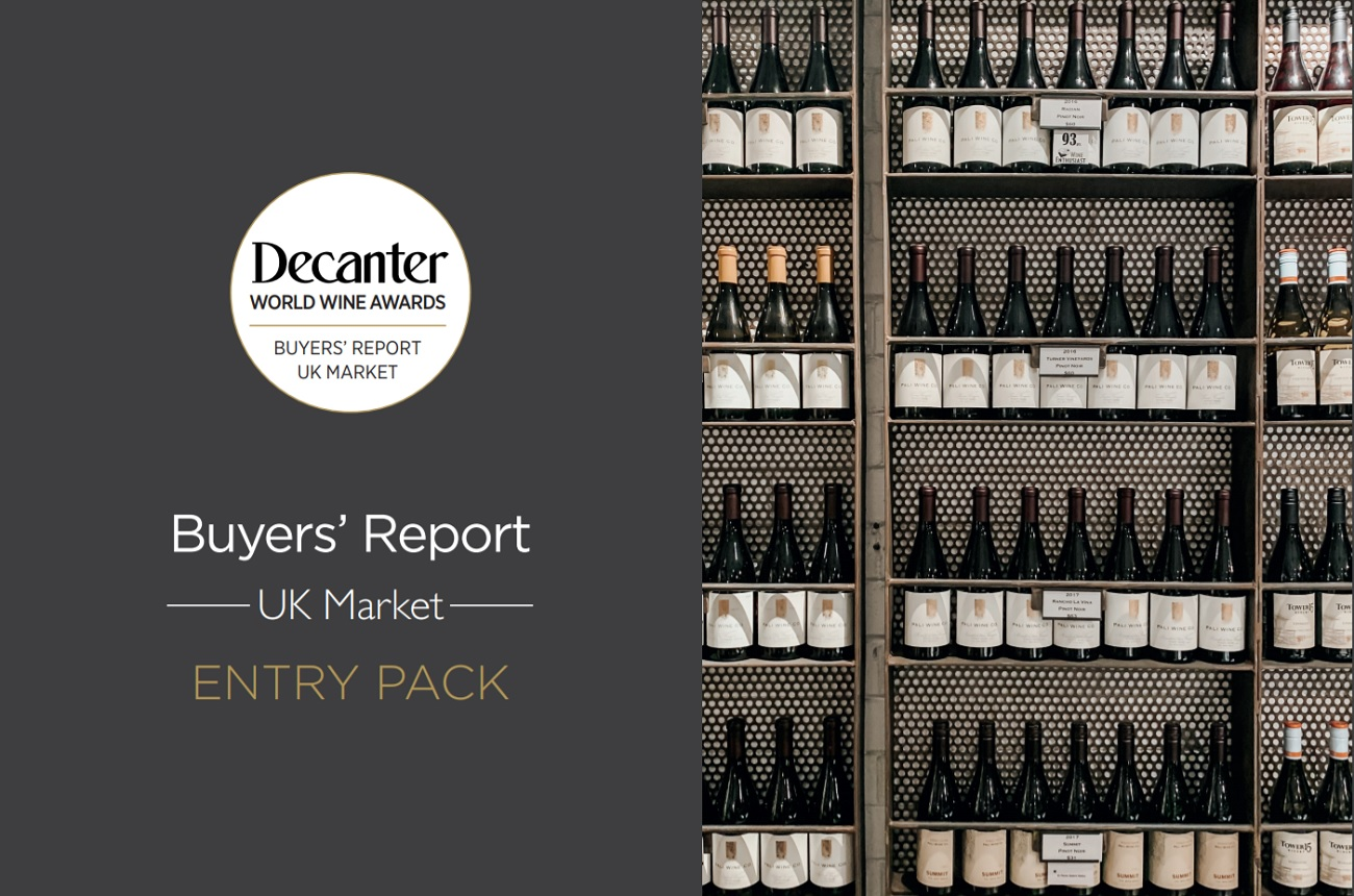 Buyers Report entry pack