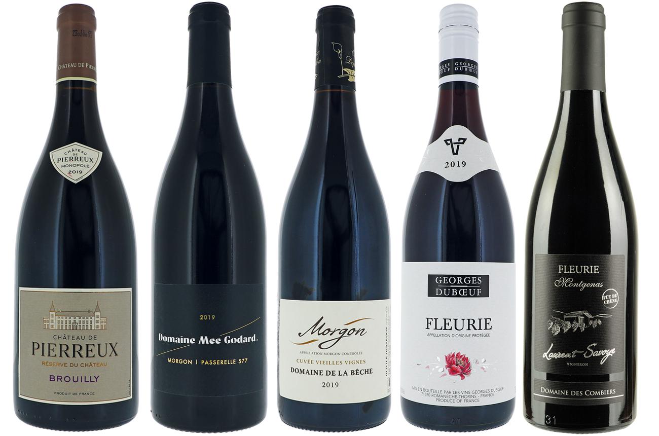 Cru Beaujolais 2019: panel tasting results - Decanter