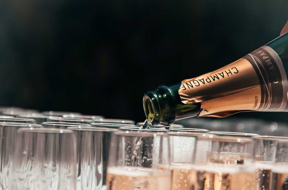 Champagne enjoys protected name status as a PDO