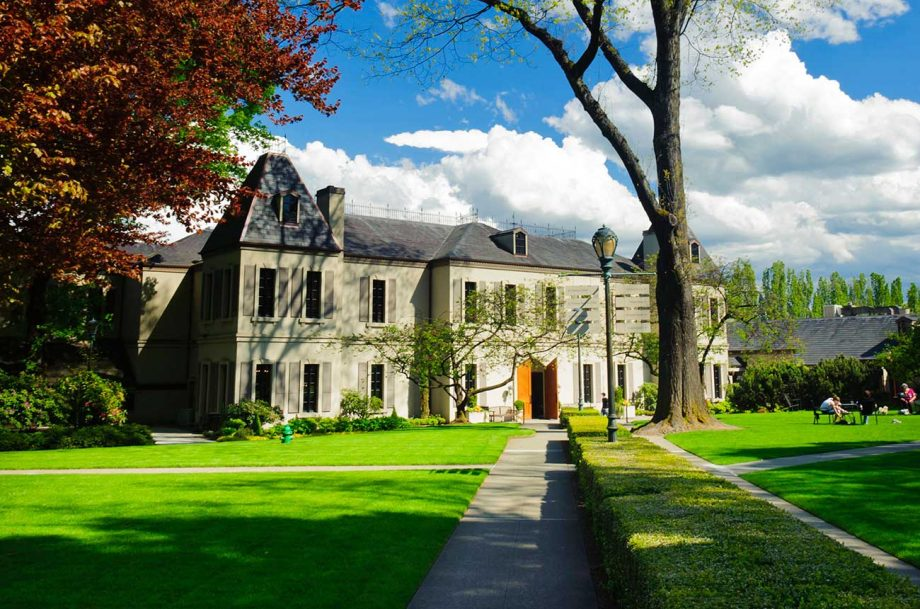 Chateau Ste Michelle in Washington, which was set to be sold in 2021.