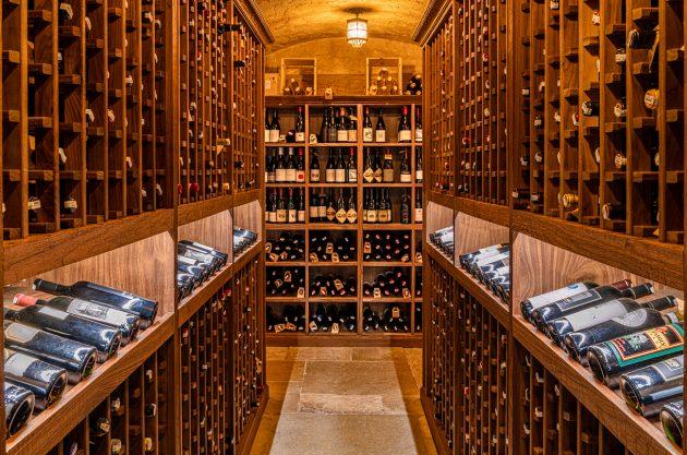 New Stonehouse cellar 2021