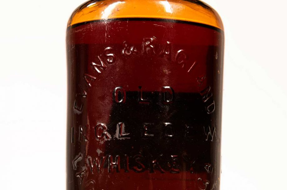 The world's oldest whiskey? This bottle was sold by Skinner Auctioneers in 2021 for $137,500.