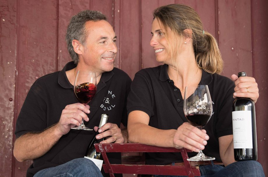 Portuguese winemaking couples