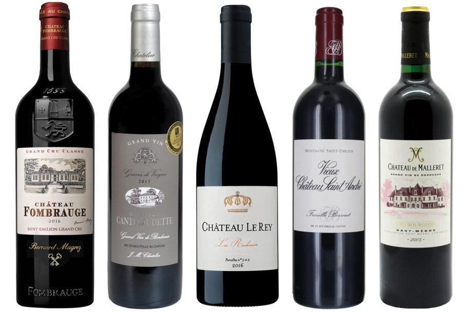 Bordeaux wines under $30