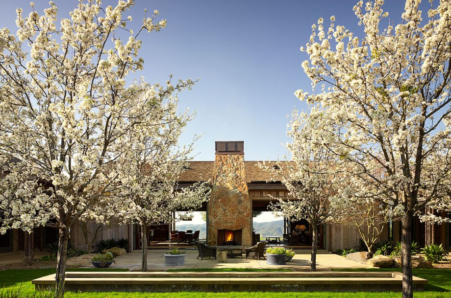 Ovid wine estate, Napa