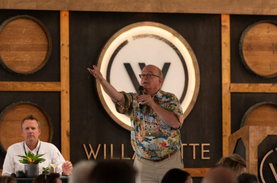 Willamette Valley Pinot Noir Auction 2021 results