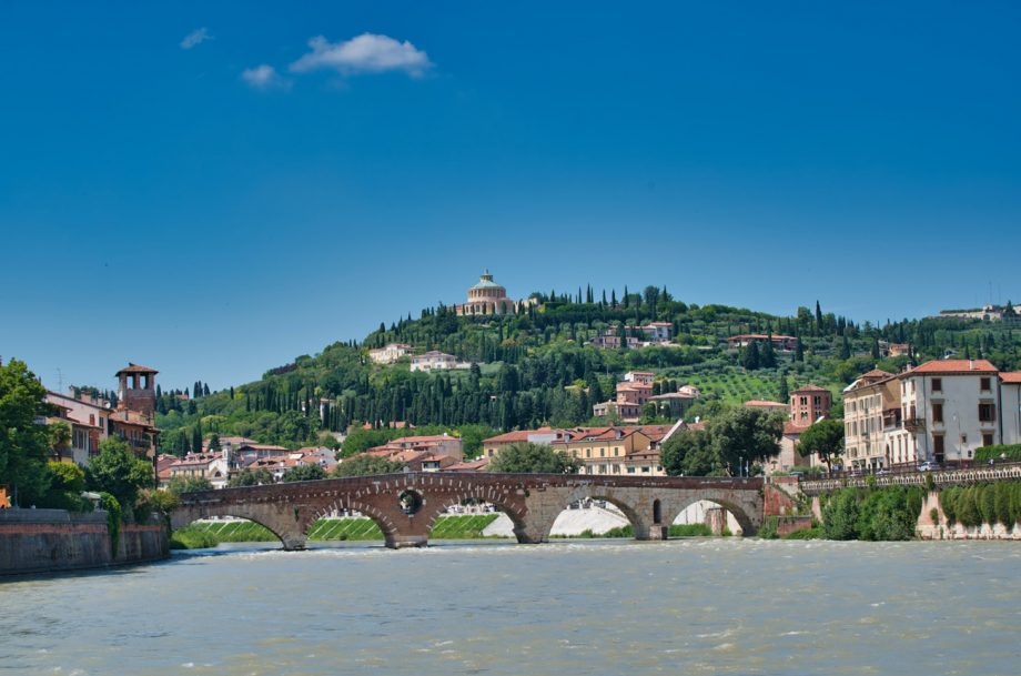 Ponte Pietra in Verona
