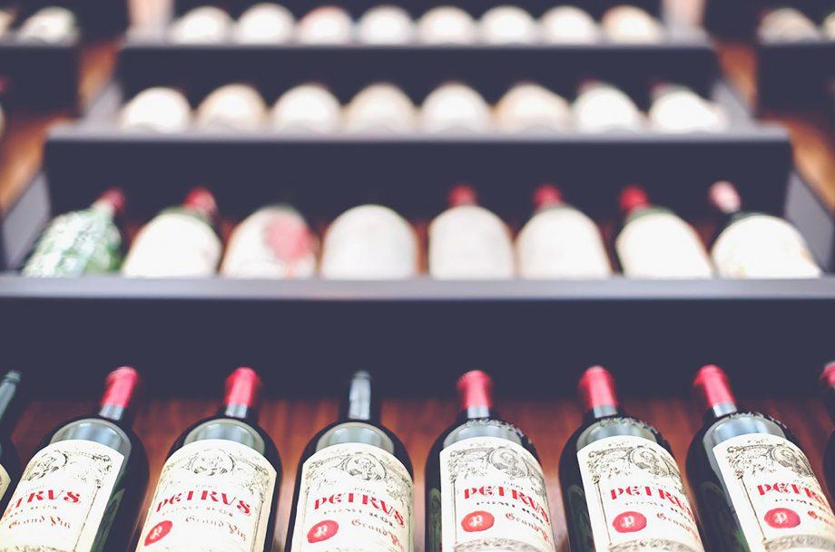 Petrus - Bordeaux Index Live Trade