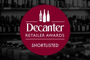 Decanter Retailer Awards 2021 Shortlist