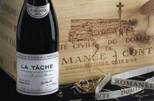 Domaine de La Romanee-Conti La Tache 2012