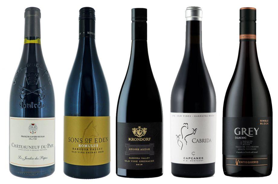 International Grenache Day Top-scoring DWWA wines