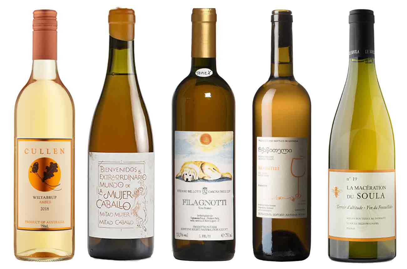 Great orange wines for autumn: 12 to try - Decanter