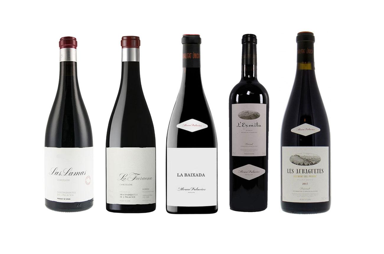 First taste: Alvaro Palacios 2020 new releases - Decanter