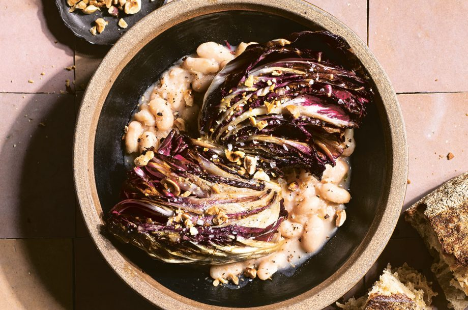 Perfect pairing: Wine to drink with radicchio and beans