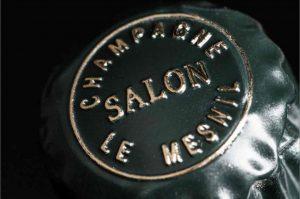 Champagne Salon vertical
