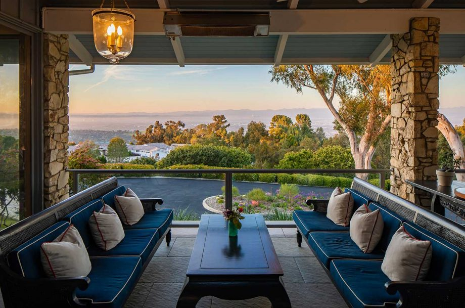 Los Angeles vineyard property listed by Gerard Bisignano of Vista Sotheby's International Realty.