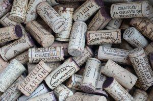 bordeaux fine wine corks