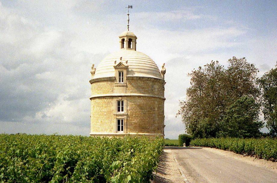 Château Latour in Bordeaux.