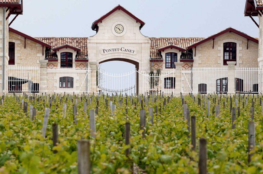 Château Pontet-Canet wines