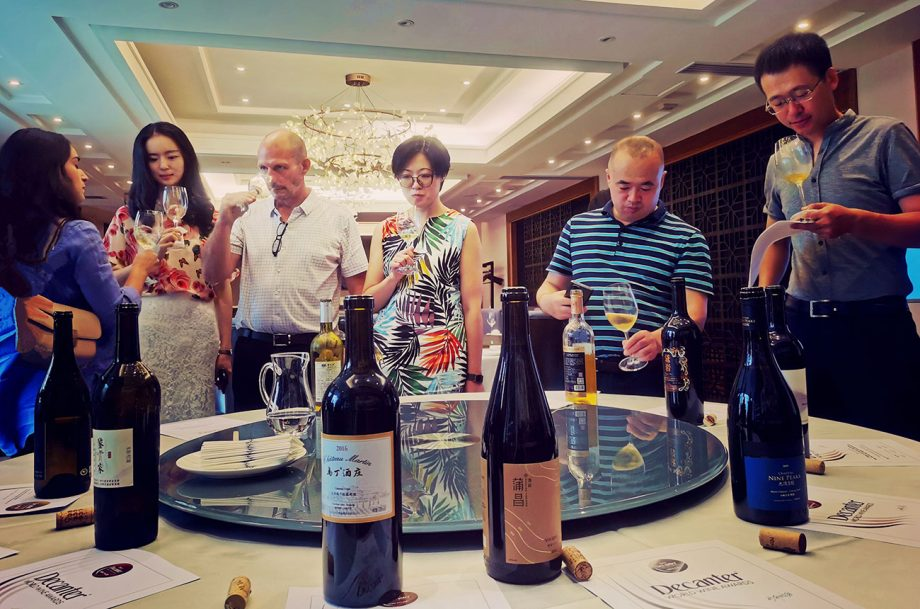 DWWA 2021 single varietal Chinese winners tasting by Pucui Club
