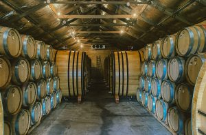 The 100 barrels being offered by winemaker Dave Powell via NFT.