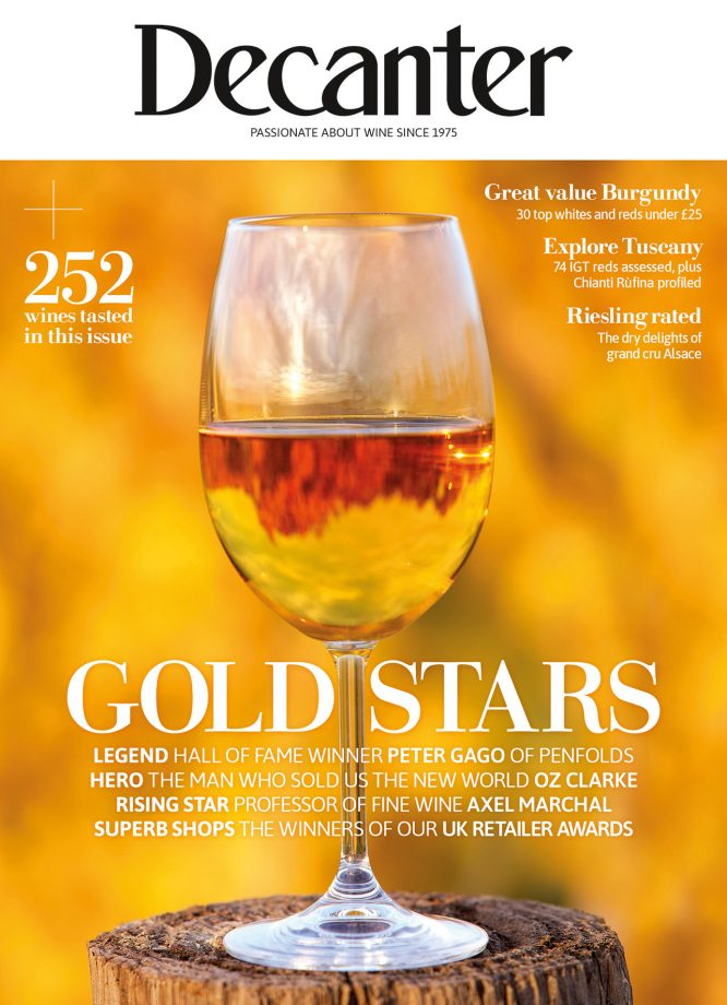 decanter magazine november 2021 issue, out in October 2021