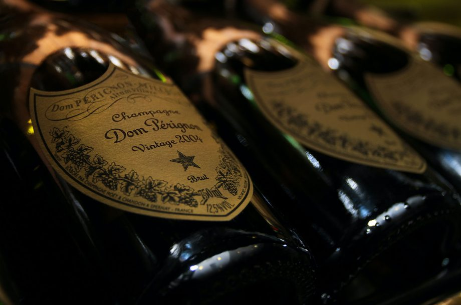 Dom Pérignon 2004: Champagne prices for top vintage cuvées have been going up.