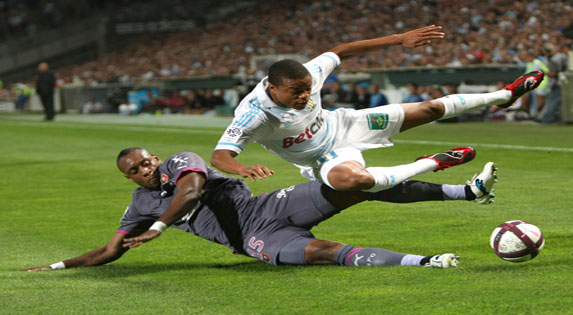 Marseille v Rennes