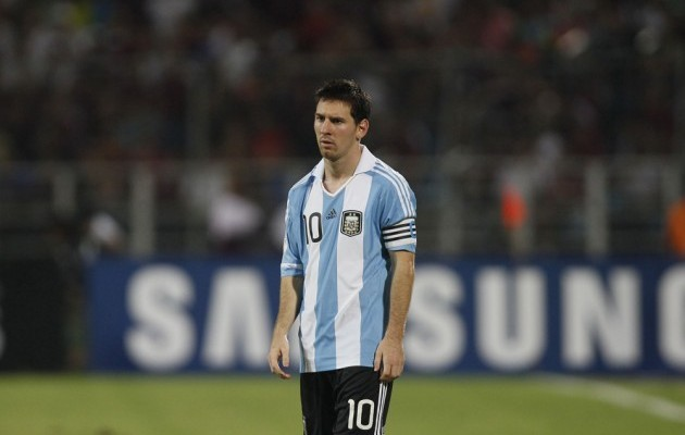 e98aec654f3 Lionel Messi: Argentina remains immune to his charms