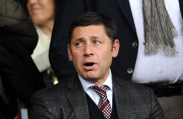 Nicola Cortese, former CEO at Southampton.