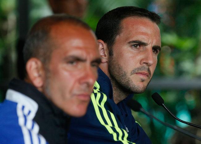 Paolo Di Canio and John O'Shea