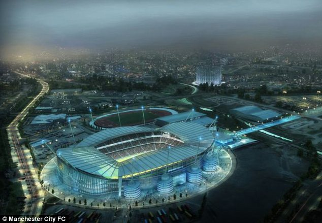 Etihad Stadium Manchester City