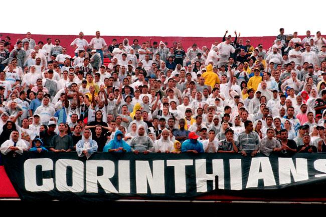 Corinthians fans