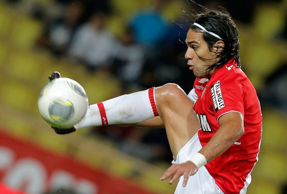 Radamel Falcao a target for Jose Mourinho.
