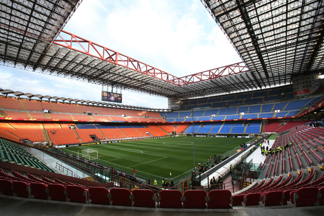 Milan are set to quit the San Siro in 2017.
