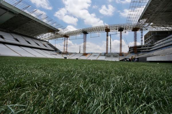 Arena de Sao Paulo stadium, in Sao Paulo