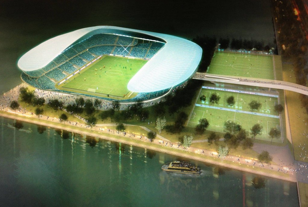 New York FC stadium