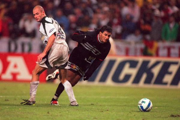 Marco Etcheverry | MLS Magazine Italia